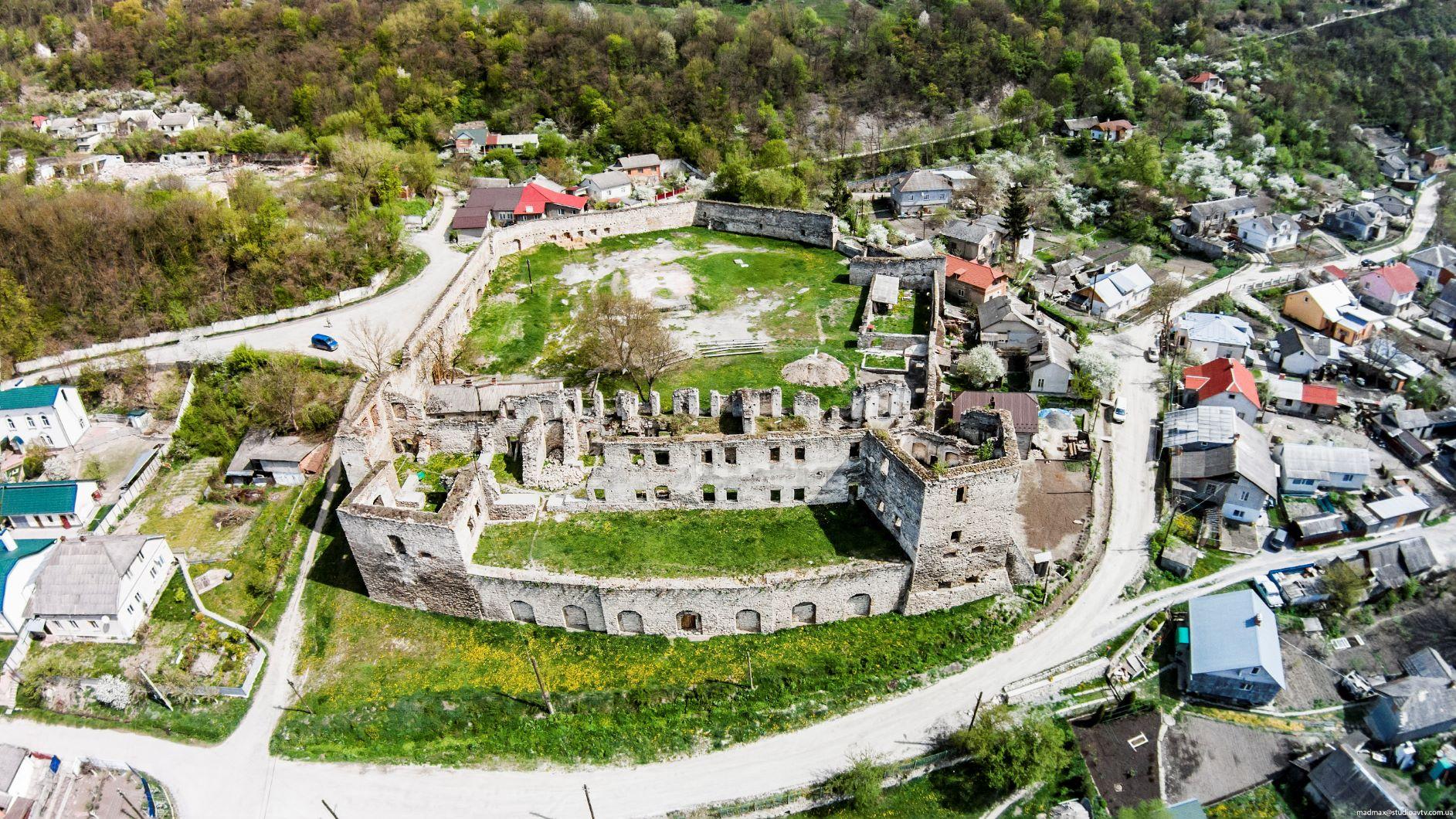 Атлас Тернопілля: Чортківський замок та його власники