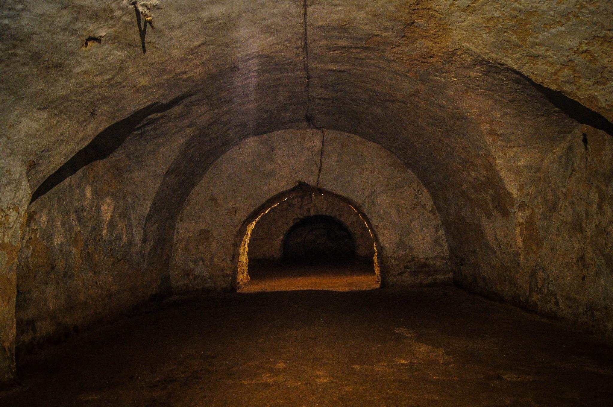 Атлас Тернопілля. Нові туристичні локації –  підземні переходи міста Збараж
