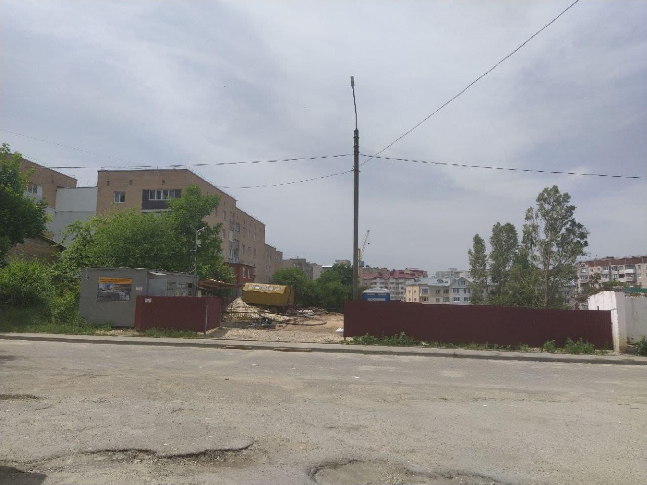 Нове будівництво за старою схемою або як отримують землю для будівництва багатоповерхівки у Тернополі