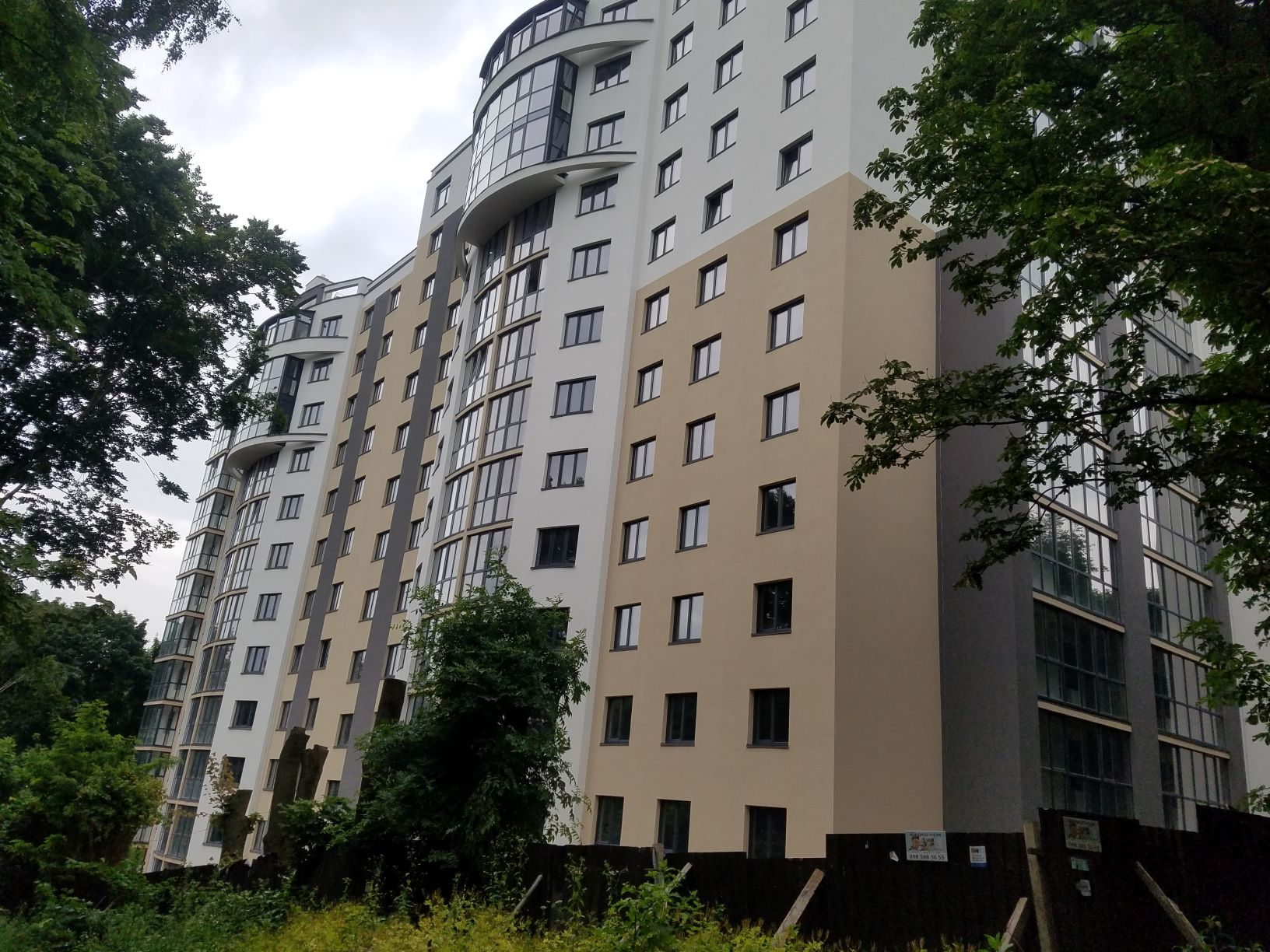 Забудова «Загребелля». Частина IV: житловий комплекс чи реабілітаційний центр для учасників АТО