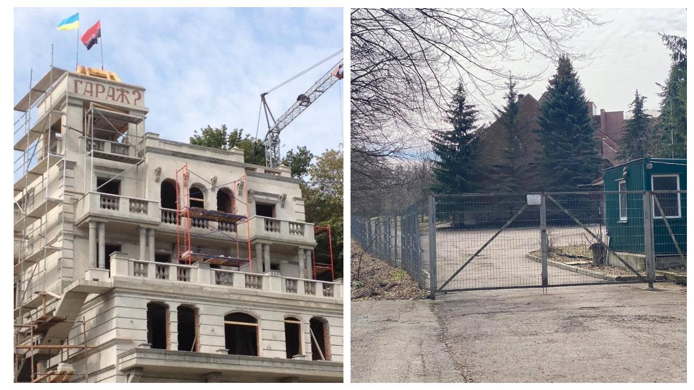 Забудова парку «Загребелля». Частина п'ята: дві «земельних» історії неподалік «Дальнього пляжу»